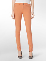 Calvin Klein Light Orange Powerstretch Jeggings