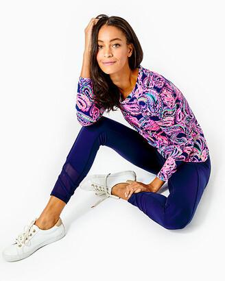 "Lilly Pulitzer UPF 50+ Luxletic 26"" Weekender High Rise Legging"