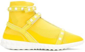 Valentino Free Rockstud Bodytech sneakers