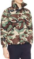 Sandro Snow Camo Jacket