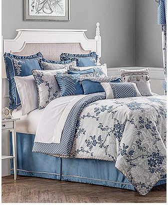 Waterford Charlotte King Comforter Set