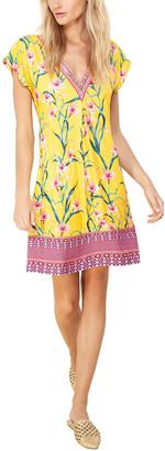Hale Bob Beaded Midi Dress