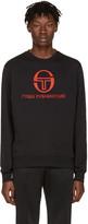 Gosha Rubchinskiy Black Sergio Tacchini Edition Pullover