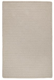 Colonial Mills Sunbrella Solid Papyrus 2' x 3' Accent Rug Bedding