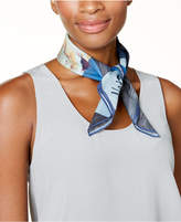 Echo Not My Cup of Tea Silk Bandana Scarf