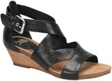 Sofft Leather Wedge Sandals - Vara
