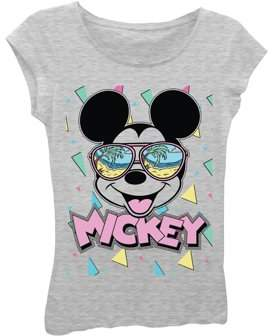 Mickey Mouse Disney Minnie Mouse Graphic T-Shirt (Little Girls & Big Girls)