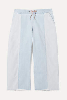 Chloé Kids Kids - Ages 6 - 12 Two-tone Jeans