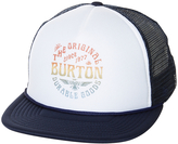 Burton I 80 Trucker Cap Blue