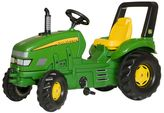 Kettler John Deere X-Trac Ride-On by