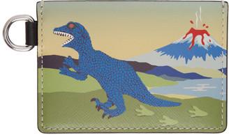 Paul Smith Multicolor Dino Card Holder