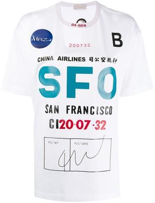 Mrz SFO graphic T-shirt