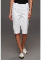 "Pacifica DKNY Golf Candi 24"" Knee Capri"