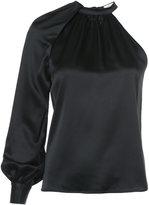 A.L.C. Piper one-shoulder blouse