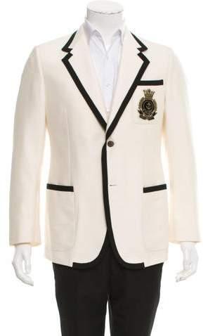 Gucci Wool-Blend Sport Coat
