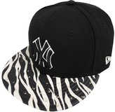 New Era New York Yankees Animal Visor Strapback Cap Kappe Basecap