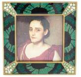 Jay Strongwater Embellished Picture Frame