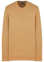 3.1 Phillip Lim Camel Oversized Wool Blend Jumper