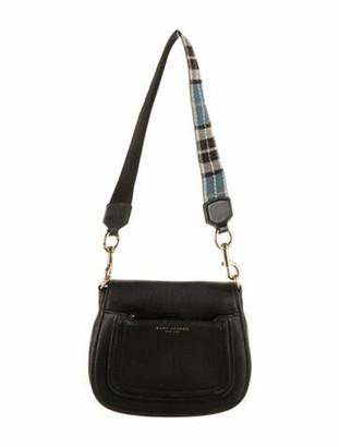 Marc Jacobs Pebble Leather Bag Black