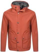 Barbour Gunwale Jacket Orange