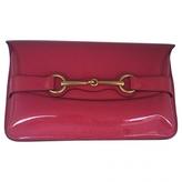 Gucci Leather pochette