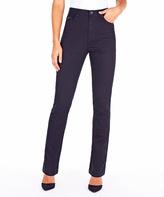 FDJ French Dressing Onyx Suzanne Straight-Leg Jeans