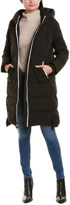 Sam Edelman Maxi Puffer Coat