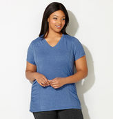 Avenue Ruched Active Tee