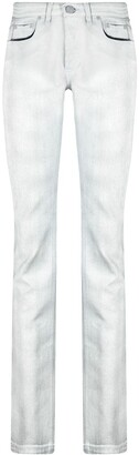 Balenciaga Pre-Owned 2000s Logo-Patch Jeans