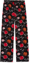 Arizona Microfleece Digi Sport Pajama Pants- Boys 4-20, Husky
