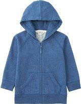 Uniqlo Toddler Sweat Full-Zip Long Sleeve Hoodie