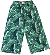 H&M Conscious Exclusive Conscious Exclusive Green Trousers for Women