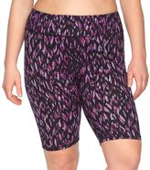 Gaiam Plus Size Om Yoga Shorts
