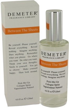 Demeter Between The Sheets By For Women. Pick-me Up Cologne Spray 4.0 Oz