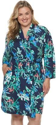 Jockey Women's Tropical Paradise Robe