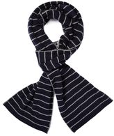 Portolano Minerva Vertical Striped Scarf