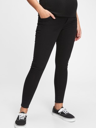 Gap Maternity Full Panel Favorite Jeggings