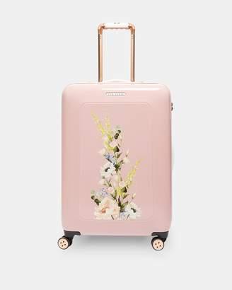Ted Baker Elegant Print Medium Suitcase