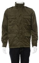 BLK DNM Mock Neck Military Jacket w/ Tags