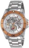Kenneth Cole New York Men's KC9254 Modern Core Triple Automatic Bracelet Watch