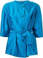 Etro kimono sleeves jacket - women - Silk - 48