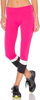 Beyond Yoga x Kate Spade Banded Capri Legging