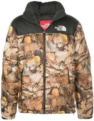 The North Face Supreme Nuptse Jacket