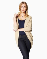 Charming charlie Crisscross Cocoon Cardigan