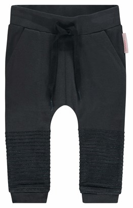 Noppies Baby Girls' G Pants Sweat Slim Vineland str Trousers