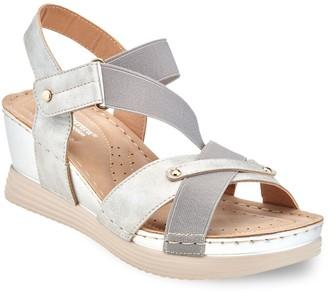 Henry Ferrera Comfort 18 Women's Wedge Sandals