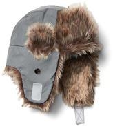 Gap Reflective trapper hat