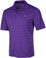 Greg Norman for Tasso Elba Men's 5 Iron Performance Stripe Golf Polo, Created for Macy's