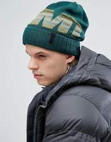 Marmot Ferdi Logo Thermolite Beanie in Green