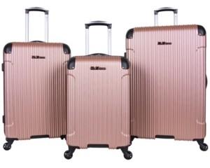 Ben Sherman Gateshead Luggage Set, 3 Piece